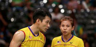 Wish Chan Peng Soon/Goh Liu Ying the best at Malaysia Open. (photo: AP)