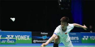 Chen Long is one of the strong favorites to win 2017 Malaysia Open. (photo: AP)
