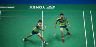 Hope Goh V Shem/Tan Wee Kiong could bounce back stronger in upcoming tournaments. (photo: AFP)