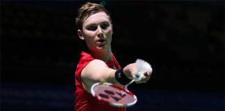 Viktor Axelsen needs to take a rest. (photo: AP)