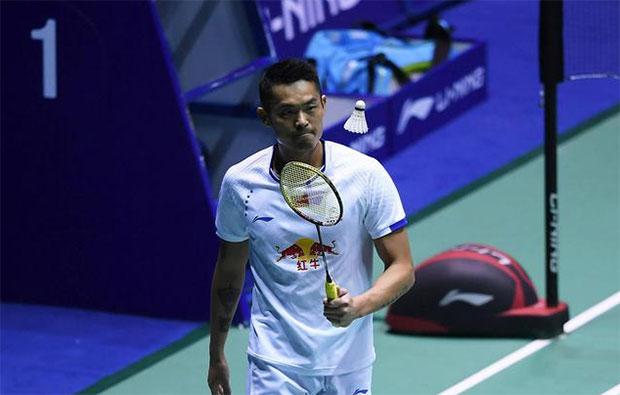 Lin Dan is still defying his age.