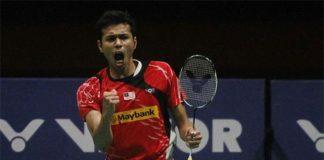 Iskandar Zulkarnain Zainuddin has a chance to take a big step in Sudirman Cup.