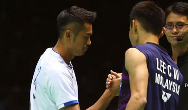 Lin Dan and Lee Chong Wei have produced a lot of memorable badminton matches over the last 15 years.