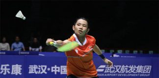 Someone in the Chinese Taipei Badminton Association should be fired for continuously mistreating a great talent like Tai Tzu Ying.
