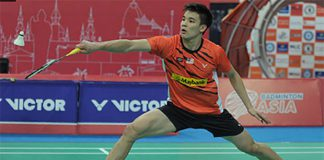 Good luck to Soo Teck Zhi in the Thailand International Challenge semi-finals.