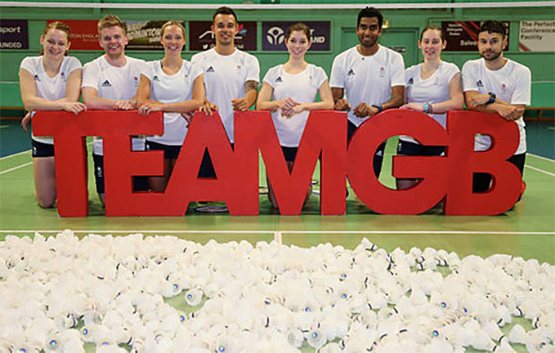Help fund the future success of English badminton. (photo: AFP)