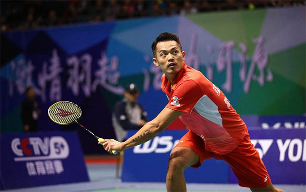 Hope Lin Dan gets the money owed to him by the Guangzhou Badminton Club quickly.