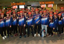 Wish the Malaysian team best of luck in Gold Coast, Australia. (photo: Sinchew)