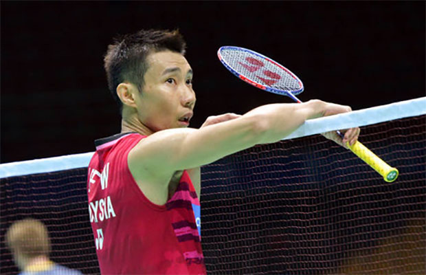Lee Chong Wei needs stronger supporting cast from the the Malaysian team.