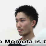 Welcome back Kento Momota!