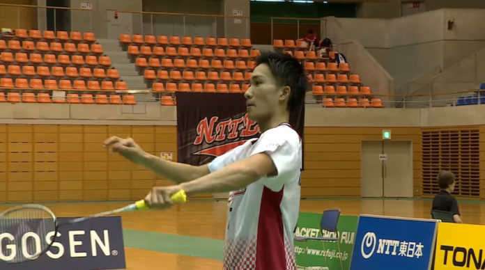 Can't wait to see Kento Momota play again.