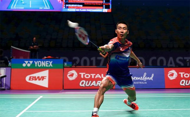 Lee Chong Wei gets back to World No. 1 ranking. (photo: AP)