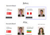 """The """"before"""" and """"after"""" picture of Gustavo Salazar Delgado's removal from the BWF Council/Executive Board."""
