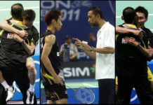Lee Chong Wei and Misbun Sidek have developed a strong player-coach relationship.