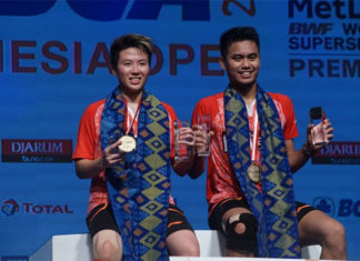 It is highly possible that Tontowi Ahmad/Liliyana Natsir will play until 2020 Olympic. (photo: Heru Haryono)
