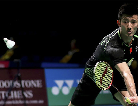Chen Long hopes for a huge win in Australian Open final. (photo: AFP)