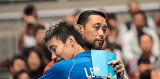 Hope Misbun Sidek can take Lee Chong Wei's career to new heights. (photo: AP)