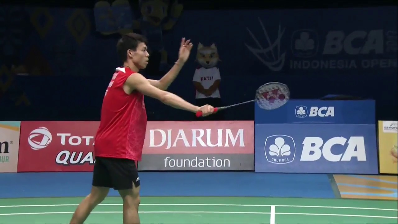 2017 Indonesia Open SF Chang Ye Na Lee So Hee vs Shiho Tanaka