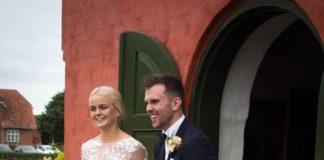 Jan O Jorgensen and Stine Jorgensen. (photo: Jan Jorgensen's Facebook)