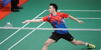 Zulfadli Zulkiffli needs to work extra hard to make his mark in the world of badminton.