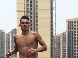 Lin Dan undergoes endurance exercise as part of his training for the 2017 World Championships.