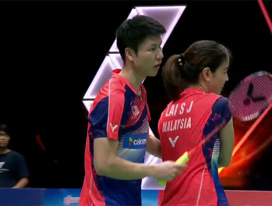 Goh Soon Huat/Shevon Jemie Lai continue their strong showings at US Open.