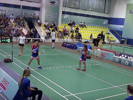 Chan Peng Soon/Cheah Yee See cruise into Russian Open final.