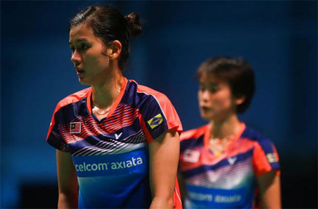 It's make or break for Vivian Hoo-Woon Khe Wei at the Kuala Lumpur Games. (photo: Bernama)