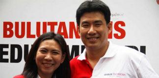 Susi Susanti & Alan Budikusuma are Indonesia's national heroes.