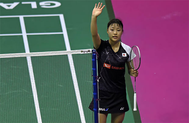 Nozomi Okuhara feeling 'fresh and confident' ahead of World Championships final