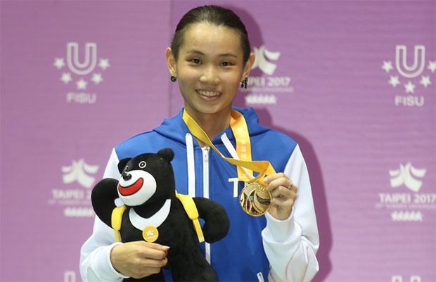 Tai Tzu Ying is Taiwan's badminton queen.