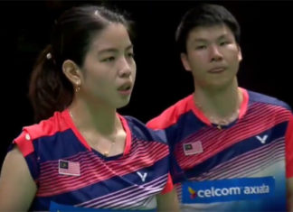 Goh Soon Huat/Shevon Lai Jemie are determined to become one of the world's top mixed doubles pair.