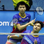 Ong Yew Sin/Teo Ee Yi stun Marcus Ellis/Chris Langridge to get into Korea Open 2nd round. (photo: Bernama)