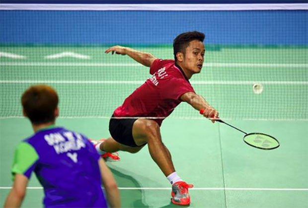 Anthony Sinisuka Ginting beats Son Wan-Ho to enter Korea ...