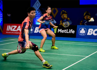 Goh Soon Huat-Shevon Jemie Lai advance into Japan Open second round.