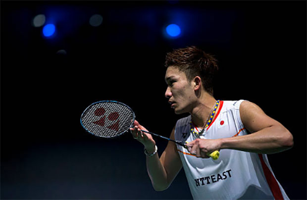Kento Momota is currently ranked 163th in the world. (photo: AP)