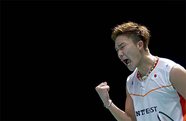 Badminton fans could soon see Kento Momota playing in Superseries tournament. (photo: AP)