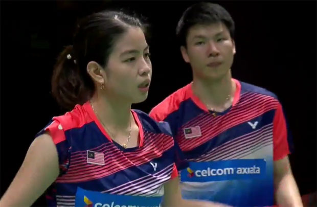 Goh Soon Huat/Shevon Jemie Lai have a good chance of entering into the Denmark Open semis. (photo: AP)