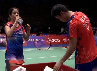 Goh Soon Huat/Shevon Jemie Lai ease into 2017 Denmark Open semi-finals.