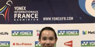 Congratulations to Tai Tzu Ying for winning the 2017 French Open. (photo: CNA)