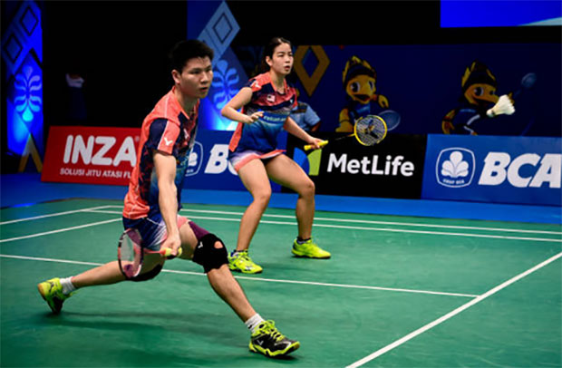 Goh Soon Huat/Shevon Jemie Lai aim for top 10 finish in BWF World rankings at the end of 2017. (photo: AP)