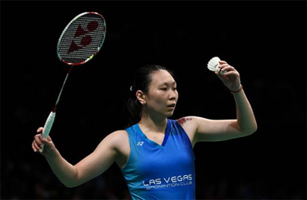 Zhang Beiwen of USA reaches Bitburger Open final. (photo: AP)