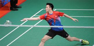 Zulfadli Zulkiffli enters 2017 Macau Open quarter-finals. (photo: AP)