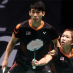 Chan Peng Soon & Cheah Yee See to face tough test in Macau Open semis against Zheng Siwei/Huang Yaqiong. (photo: Bernama)