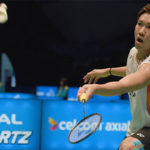 Kento Momota shows he's in strong form ahead of Macau Open final. (photo: AP)