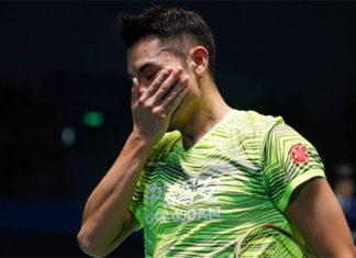 Looking forward to more actions from Lin Dan at next week's Hong Kong Open. (photo: AP)