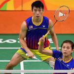 Chan Peng Soon & Goh Liu Ying to play together again next January. (photo: AP)