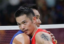 Lee Chong Wei and Lin Dan are set to meet each other in the Hong Kong semi-finals. (photo: AP)