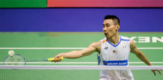 Lee Chong Wei and Chen Long are set for the Hong Kong Open final clash. (photo: AP)