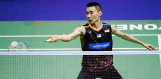 Lee Chong Wei confident of going to Dubai. (photo: AP)